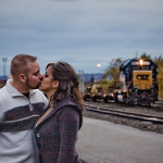 worcester engagement photographer