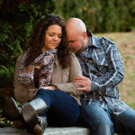 Roger Williams Park Engagement Photographer