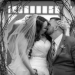 Kissing photo Salem Cross Inn