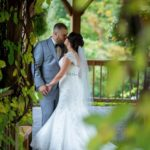 Intimate bride and groom photographer