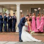 Salem Cross Inn fun wedding photography