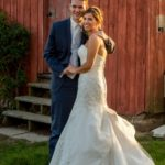 Artistic wedding photographer salem cross inn