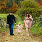 Fall Family Portrait Photographer
