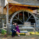 Old Sturbridge Village Engagement Session photographer