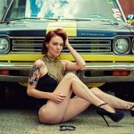 Yellow Hot Rod Izzy